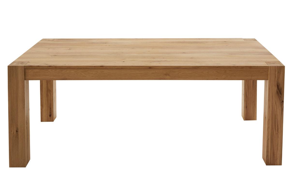 Τραπέζι Pure Ξύλινο Καφέ 160x90x75 εκ.