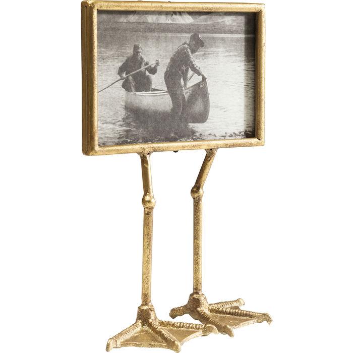 Κορνίζα Duck Feet Horizont Μεταλλικό 13x18cm