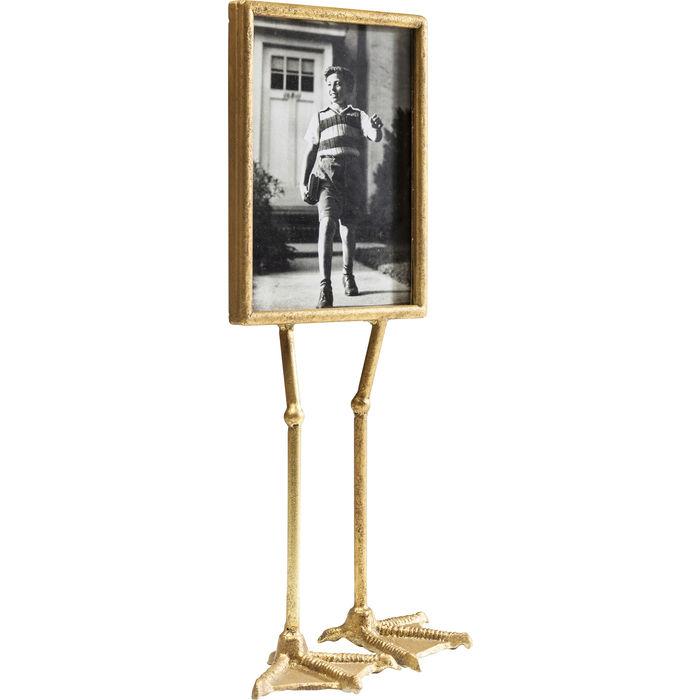 Κορνίζα Duck Feet Vertical Μεταλλική 13x18cm
