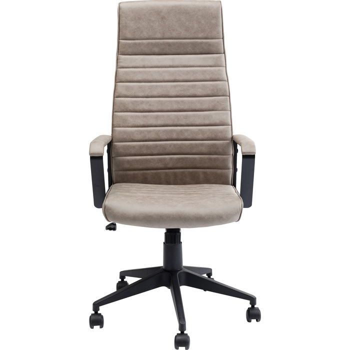 Καρέκλα Γραφείου Labora High Καφέ Ανοικτό