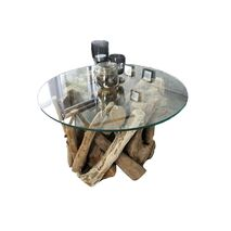 Glass Surface For Coffee Table Round 60x60cm