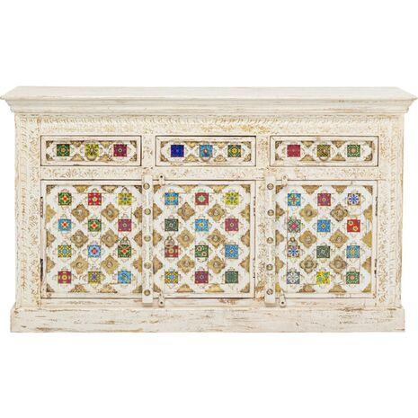 Sideboard Bazar Wooden Multicolored 150x90x40cm