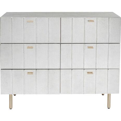 Dresser Venice Gold-Silver 106x89x40cm
